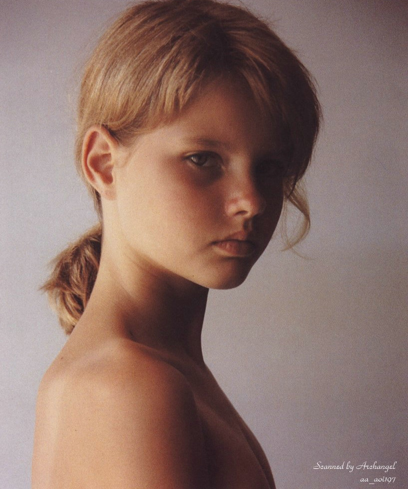 少女写真 |大卫·汉密尔顿(David Hamilton)